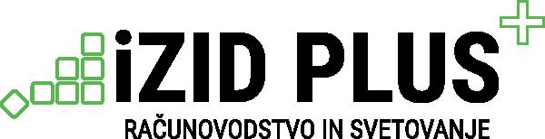 iZID PLUS, računovodstvo in svetovanje Logo